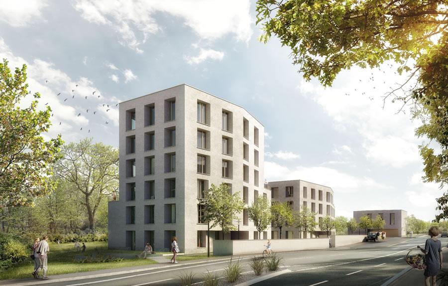 Ganz neu wird er Arlener Lindenplatz durch ein neues Wohnprojekt geprägt. Die Gemeinde hat das Grundstück dafür bereits verkauft. swb-Bild: Binder