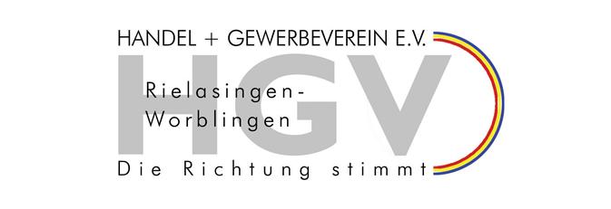 Logo Handel- und Gewerbeverein Rielasingen-Worblingen e.V.