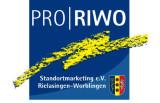 Logo Standortmarketingverein PRO|RIWO e. V.