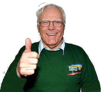 Udo Heggemann vom BürgerBus-Verein 3 Rosen.