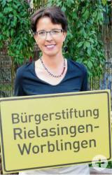 Silke Graf zum Thema Bürgerstiftung Rielasingen-Worblingen Bild: Sandra Bossenmaier