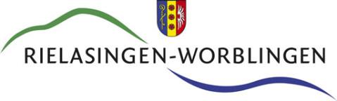 Signet der Gemeinde Rielasingen-Worblingen.