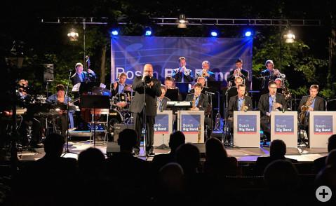 Die Bosch Big Band wird am 19. Januar 2019 beim Benefizkonzert zu Gunsten der Bürgerstiftung Rielasingen-Worblingen zu Gast in den Talwiesenhallen sein. Bild: Alexander_Schmitt