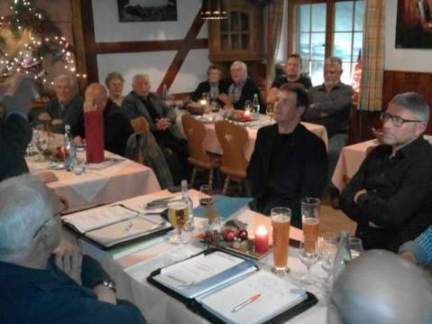 Bei der Mitrgliederversammlung des CDU-Ortsverbands Rielasingen-Worblingen. swb-Bild: Jonas Kiefer