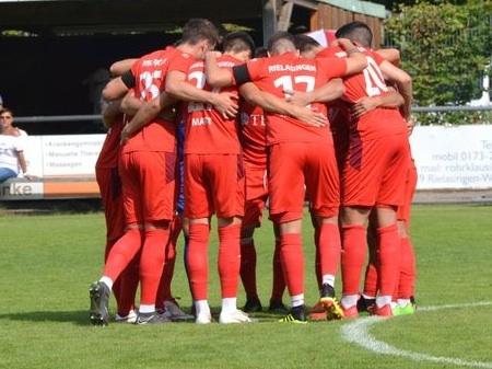 Das Team des FC Rielasingen wird für die Rückrunde mit zwei weiteren jungen Offensivspielern verstärkt. swb-Bild: ts/Archiv