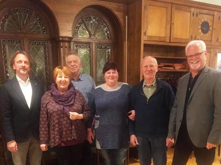 Bei der Jahreshauptversammlung des Sängerverein Rosenegg wurde der Projektchor vorgestellt. swb-Bild: Verein