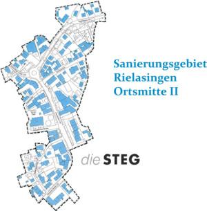 Sanierungsgebiet Rielasingen Ortsmitte II Startseite.