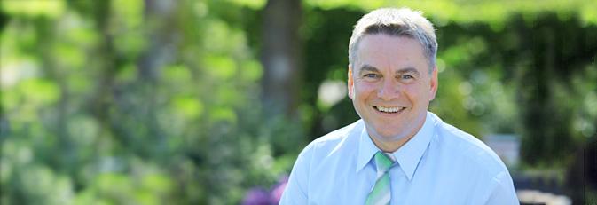 Bürgermeister Ralf Baumert