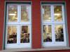 Aktion Laternen Fenster am 11.11.2020 in Rielasingen-Worblingen.