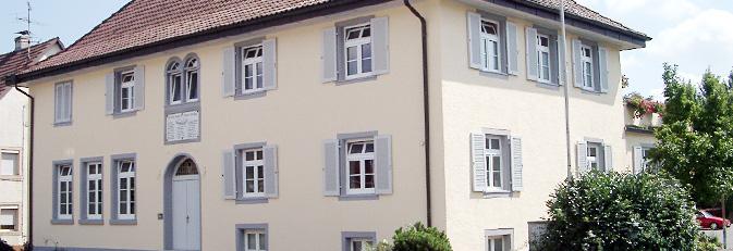 Dorfmuseum in Worblingen.