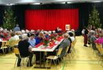 Seniorennachmittag Worblingen in der Hardberghalle.