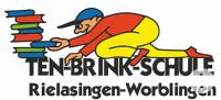 Logo Ten-Brink-Schule.
