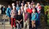 Mitglieder des Ortsseniorenrates samt Partner beim Besuch in Lostorf.