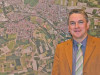 Den Gemeinderat von Rielasingen-Worblingen führt seit 2007 Bürgermeister Ralf Baumert. swb-Bild: Archiv