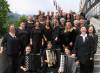 Der Akkordeon-Spielring aus Rielasingen-Worblingen holte beim World-Music-Festival einen sensationellen vierten Platz. swb-Bild: Verein