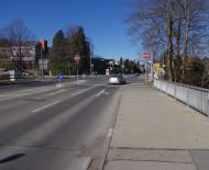 Die Sanierung der Brücke Lindenplatz in Arlen im kommenden März ist nur Auftakt einer ganzen Serie von Straßenbaustellen in 2020. swb-Bild: of/Archiv