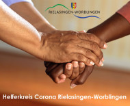 Logo Helferkreis Corona Rielasingen-Worblingen. Quelle: