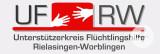 Logobanner UFRW Unterstützerkreis Flüchtlingshilfe Rielasingen-Worblingen.