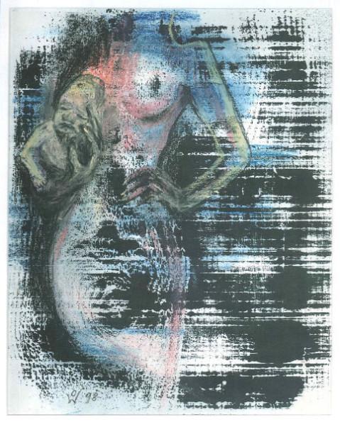 Bild gemalt von Ortwin Wachenheim.