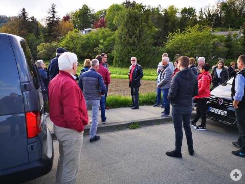 Beim Bürgergespräch der CDU in Rielasingen-Worblingen. swb-Bild: pr