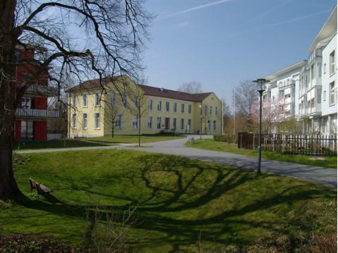 Die geplante bauliche Erweiterung des Pflegezentrum St. Verena wird von der Gemeinde mit 2,3 Millionen Euro untersützt. swb- Bild: of/ Archiv
