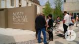 Ein Besuch des Camille-Claudel-Museums durfte nicht fehlen. Das Haus der Familie von Camille Claudel in Nogent-sur-Seine wurde umgebaut und erweitert und ein Museum der berühmten Bildhauerin gewidmet.