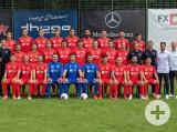 Teambild FC Rielasingen-Arlen 1. swb-Bild: Verein