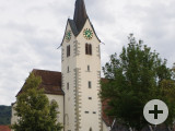 Symbolbild Kirchturm St. Pankratius in Bohlingen