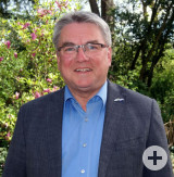 Bürgermeister Ralf Baumert.