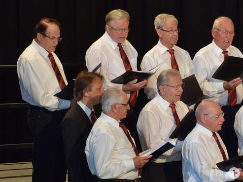Auf das Bild eines gemeinsamen Chorkonzerts wird der Sängerverein Rosenegg wohl auch mindestens bis zum Jahresende waren müssen. swb-Bild: Archiv Verein